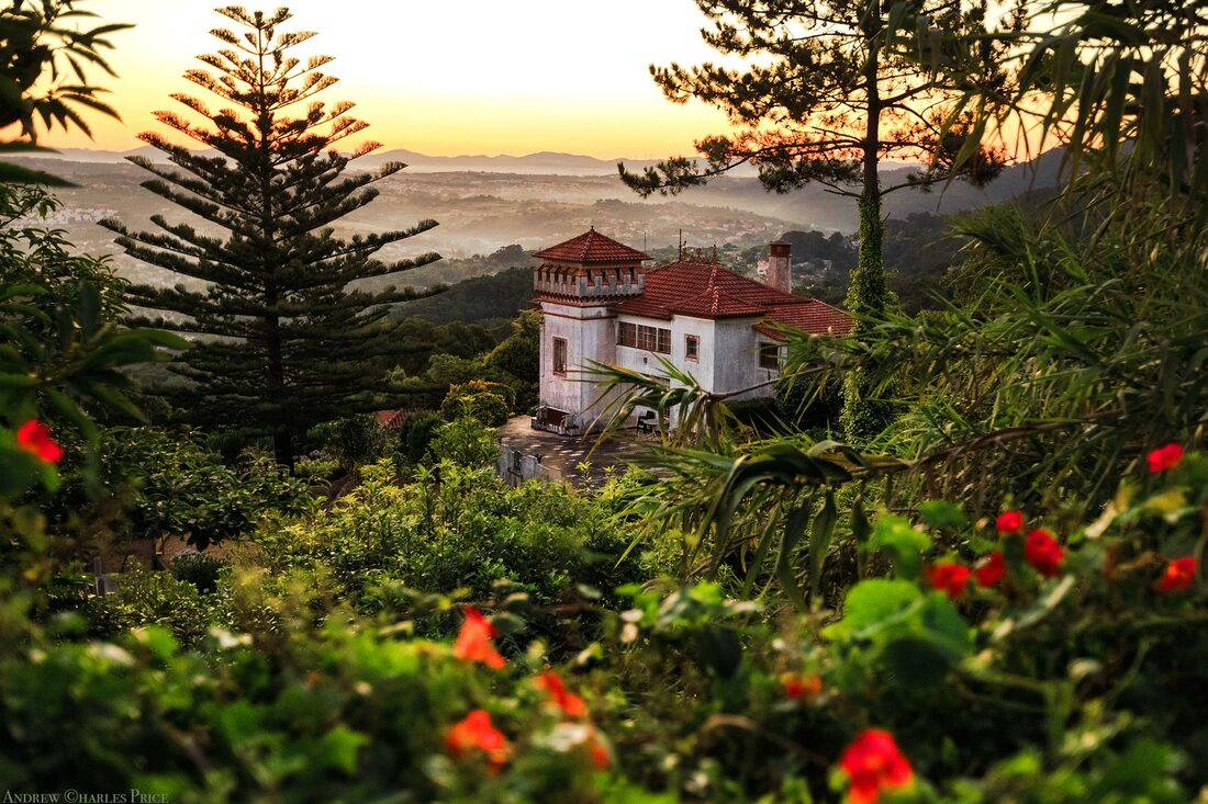 Portugal Sintra Sunrise House