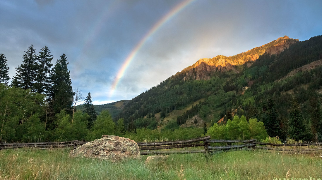 Colorado Lizard Pass Rainbow